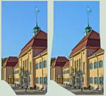 Albertbad - Cross View 3D