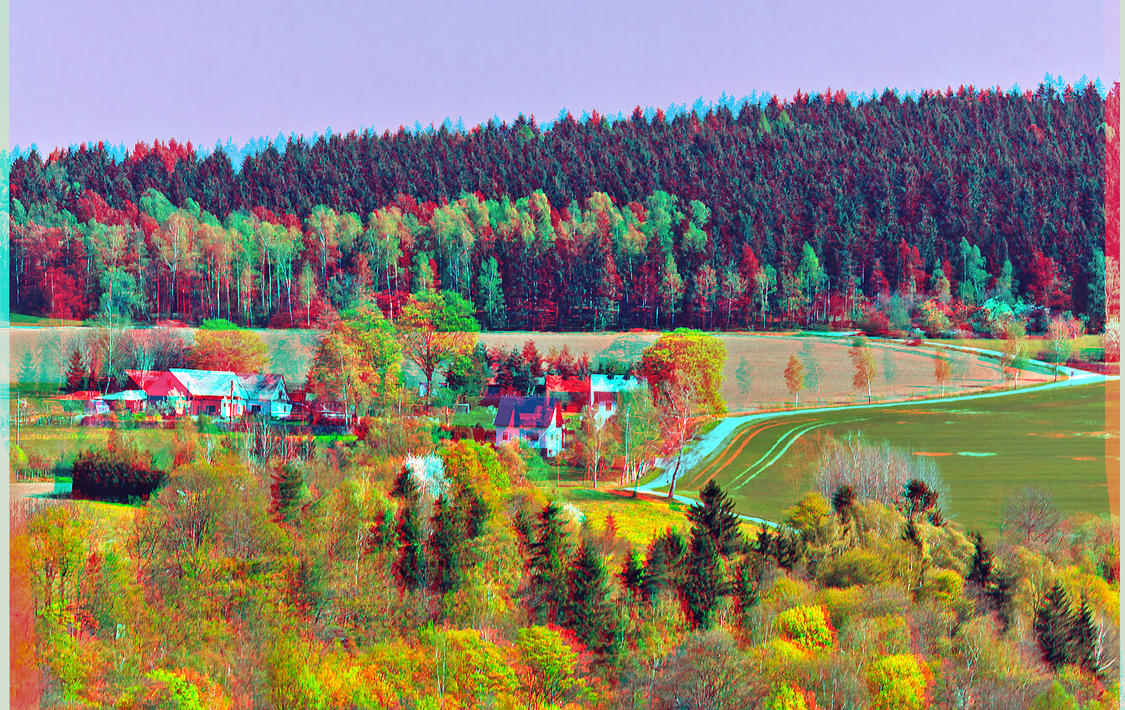 Mock up world hdr anaglyph by zour on deviantart for Mock up world