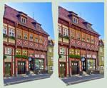 Quedlinburg HDR 3D