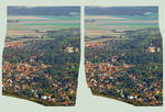 Wernigerode Hyperstereo :: Cross View HDR 3D ::