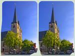 St. Benedikt Quedlinburg HDR 3D
