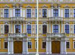 Taschenbergpalais 3D ::: Cross Eye HDR