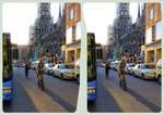Munich I 3D ::: HDR-Stereoscopy for Cross-Eye View