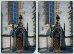 Goerlitz Architecture II ::: HDR Cross-Eye 3D