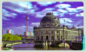 Bode Museum at the Museum Island of Berlin 3D