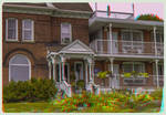 Another home in Ontario 3-D / Anaglyph / HDR / Raw by zour