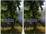 Alexisbad 3-D / CrossView / Stereoscopy / HDRaw