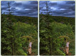 Helenenruh 3-D / CrossView / Stereoscopy / HDRi by zour
