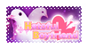 hatoful boyfriend (okosan) stamp by sjwmiku