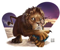 The Kid and the Lion - New Version