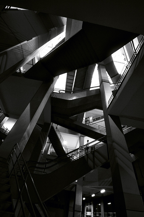 Stairs I by Kontrapunk