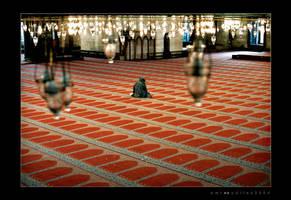 suleymaniye mosque I by Kontrapunk