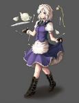 AWA Touhou Scroll Project - Sakuya