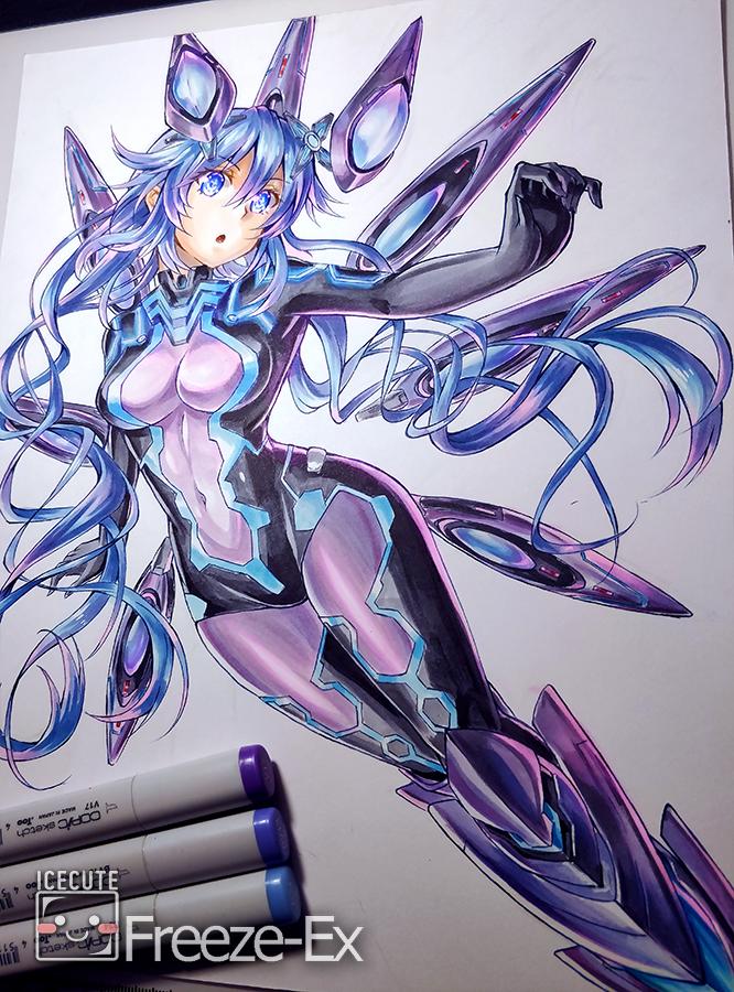 Neptune Small by freezeex