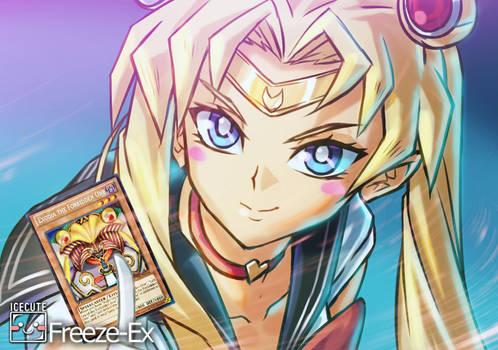Sailormoon vs Yugioh