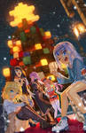 Hololive EN's Christmas
