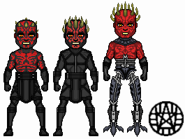 Micro Hero Maul by Nez99