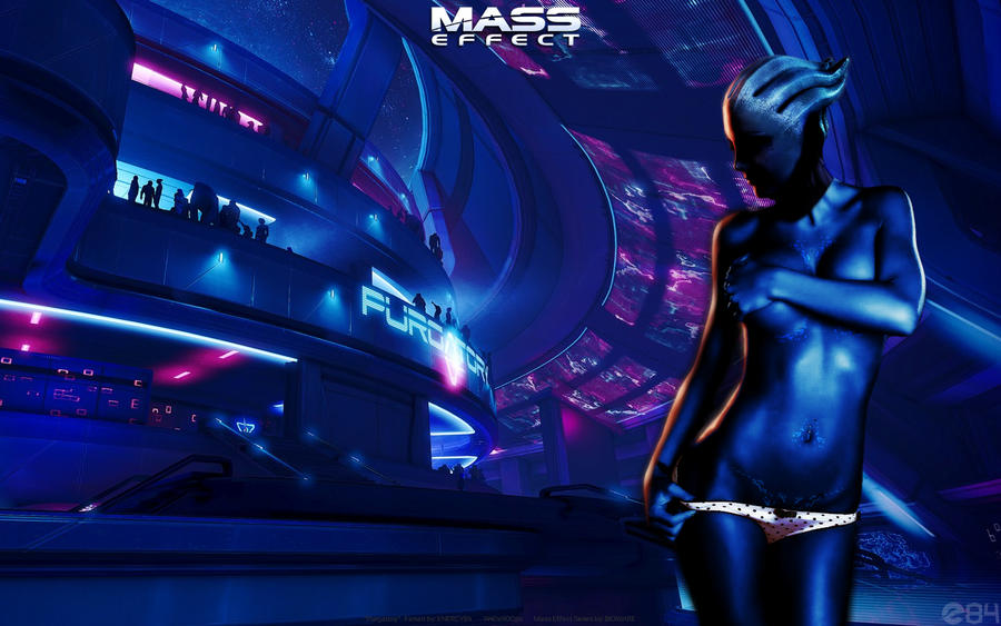 (NSFW) Butts Effect: A Collection of The Finest Posteriors - Page 6 Mass_effect_liara_t__soni_in_purgatory_by_energy84-d4utf84