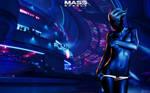 Mass Effect Liara T'soni in Purgatory