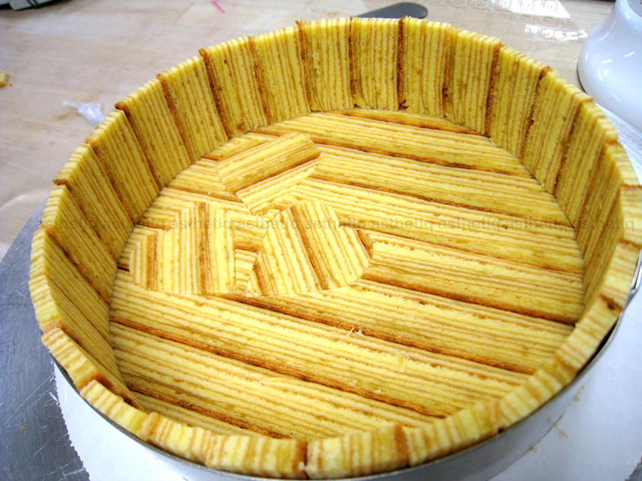 Image Of Baumkuchen Cake