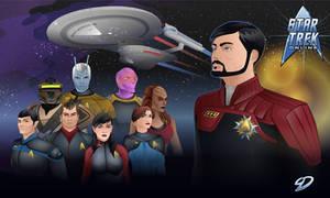 Star Trek Online Crew
