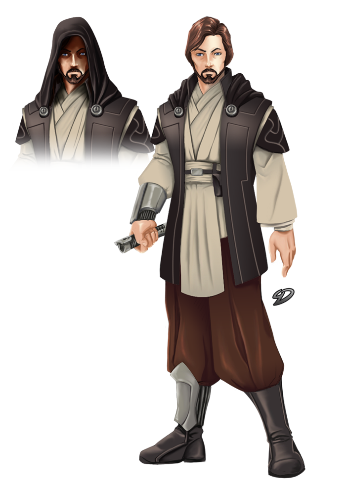 Jedi knight by yulaydevlet on deviantart for Who is a consular