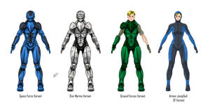 SE Armor Design