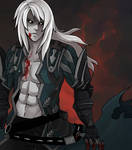 Alucard - Castlevania Mirror of Fate