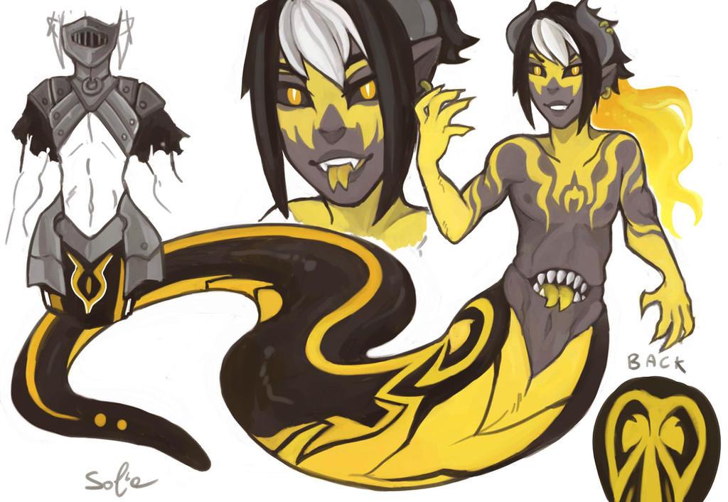 Well-liked Dragonskull041 (Jessica Aguirre) | DeviantArt BL64