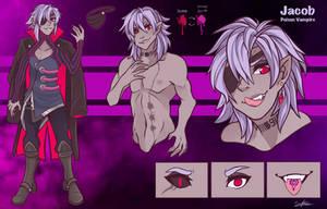 Jacob The Poison Vampire