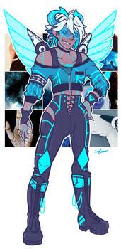 GIFT - Cyberpunk Incubus