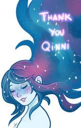 Galaxy Hair for Qinni