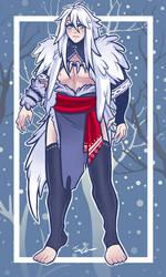 Snow Werewolf The Past