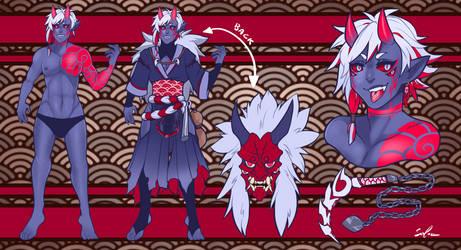 Naoyuki The Demon With 4 Eyes