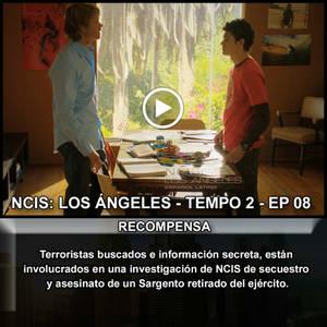NCIS Los Angeles - Episodio 2x08 (AUDIO LATINO)