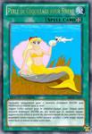 Perle de Coquillage pour Sirene