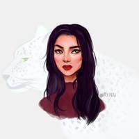 Lysandra by rxnai