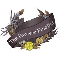 The Forever Finalist Logo