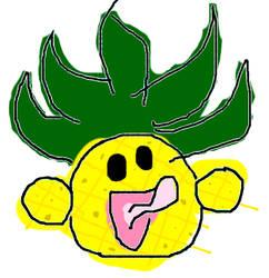 Big Pineapple la by pineapplelaplz