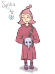 Pokemon Gijinka: Spritzee