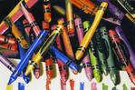 Study of Audrey Flacks 'Crayola'