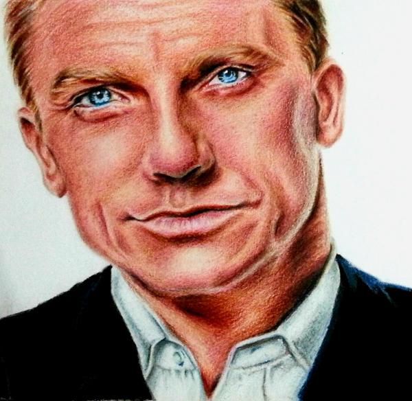 Daniel Craig by Fajralam