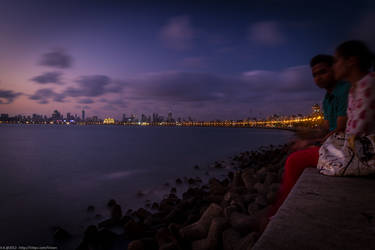 Marine Drive I by vicken