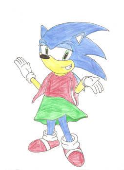 girl Sonic