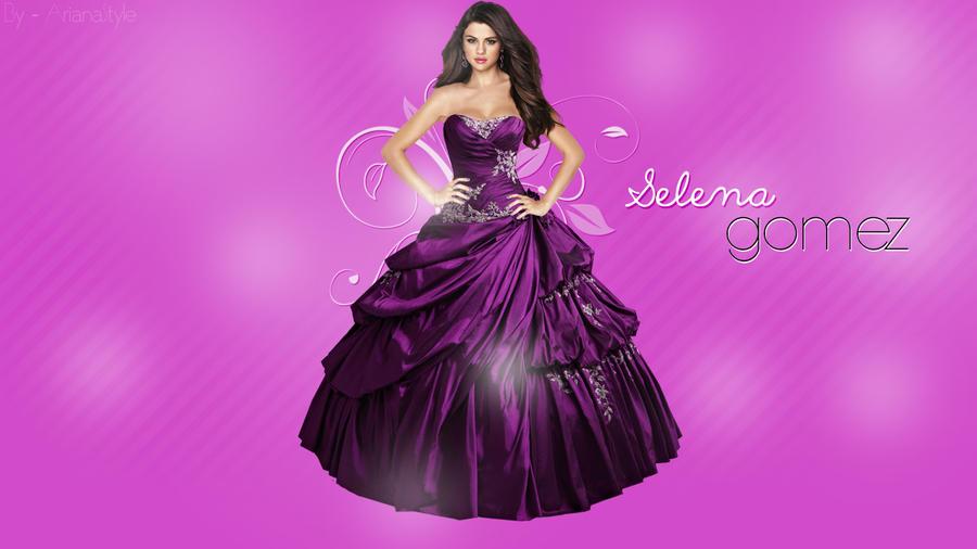 Selena Gomez Wallpaper #1 by ArianaStyle on DeviantArt
