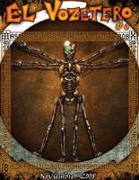 cover: El Vozetero 6 by BeholderKin