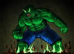 Possessed Hulk