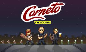 Pixel Cornetto
