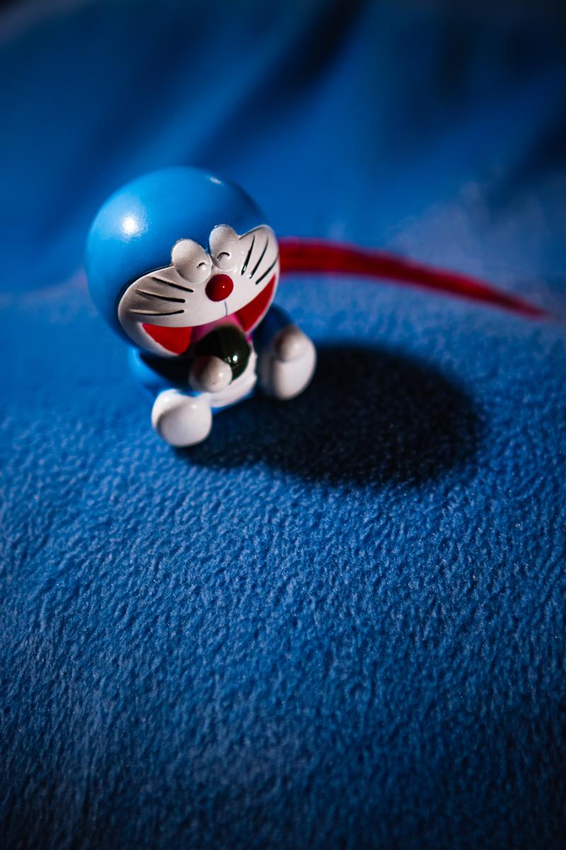 Dora Blue by andreawan