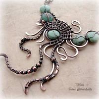 Sea Creature by taniri